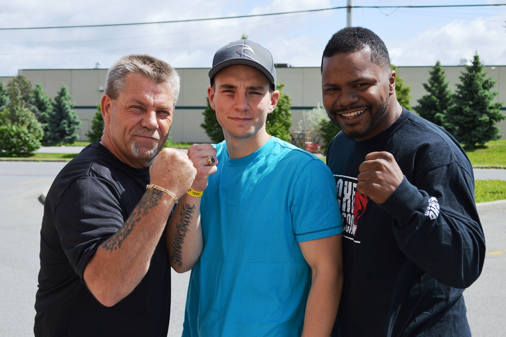 Boxe: John Glover aux canadiens