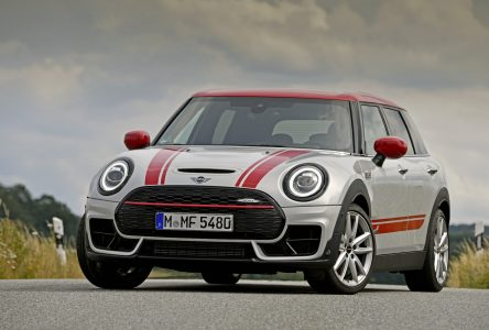 MINI Clubman John Cooper Works 2020 – Injection d'adrénaline