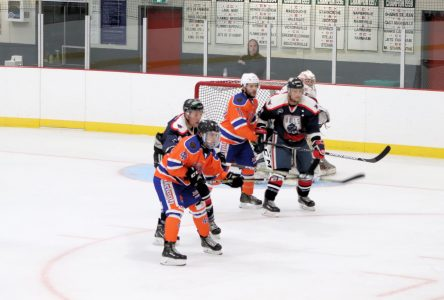 Hockey senior: les Bulls quittent Bedford à destination de Cowansville